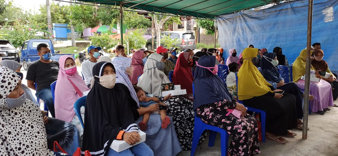 Infrastruktur Paling Dominan, Hasil Reses H Amin Hidayat ...